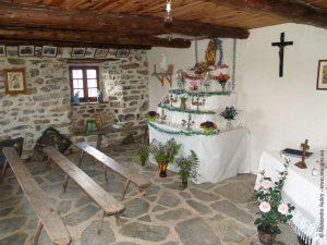 Salle d'étude de la maison de Béate de Montvert