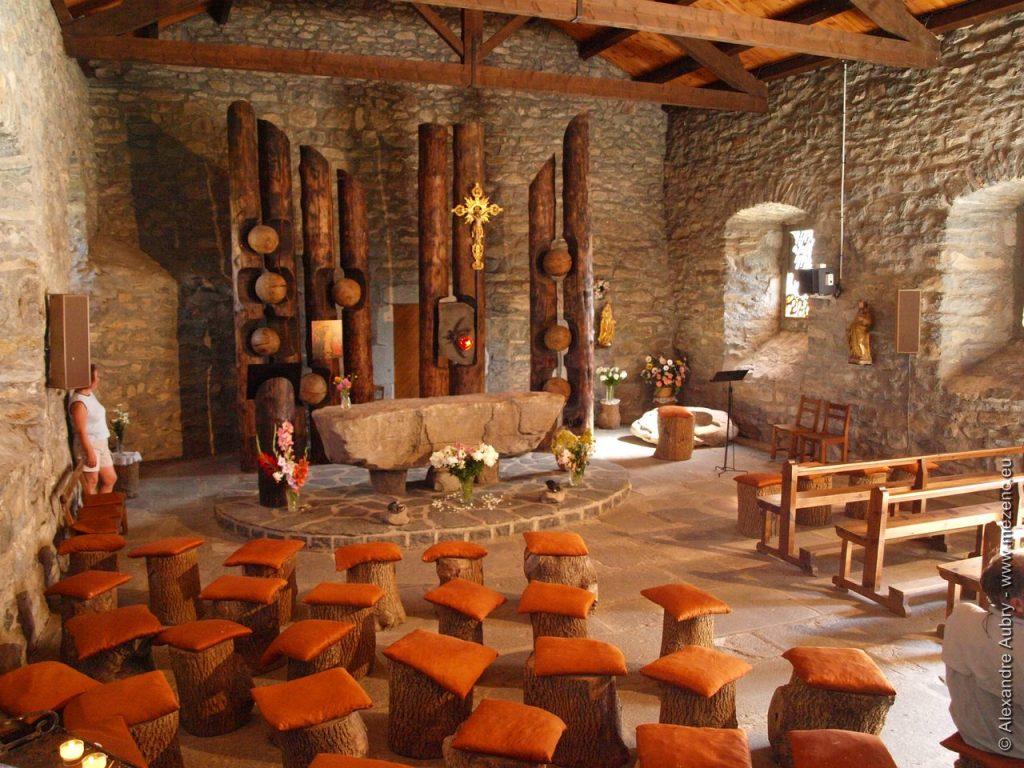 Eglise de Boussoulet
