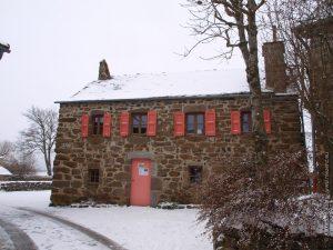 Maison de Béate de Moudeyres