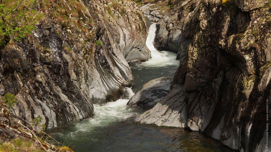 Ruisseau de l'Eysse, au coeur des Boutières