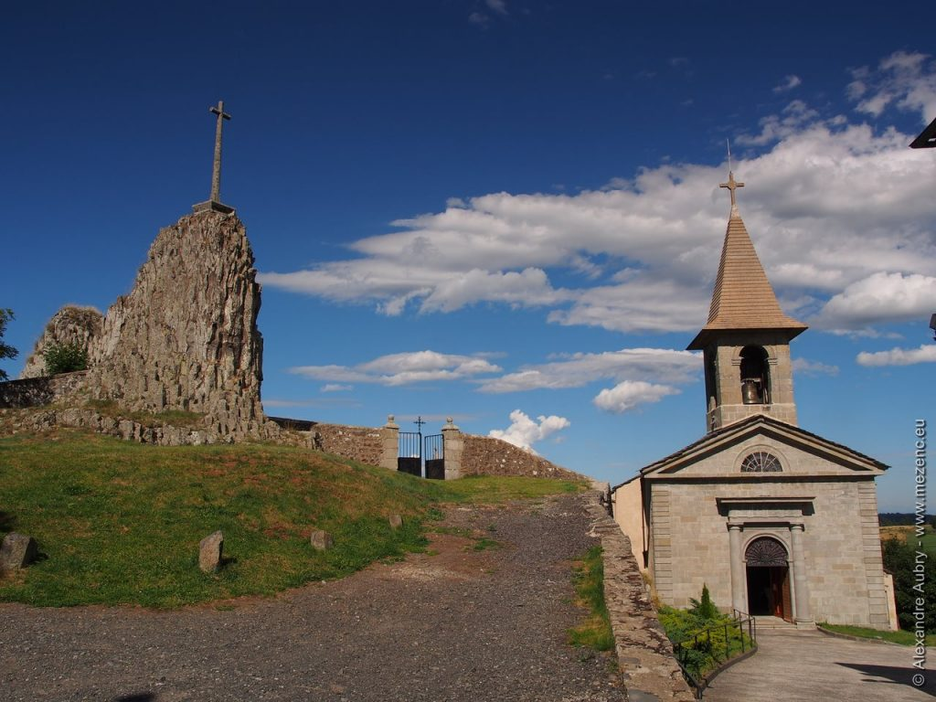 Eglise de Fay-sur-Lignon et son dyke