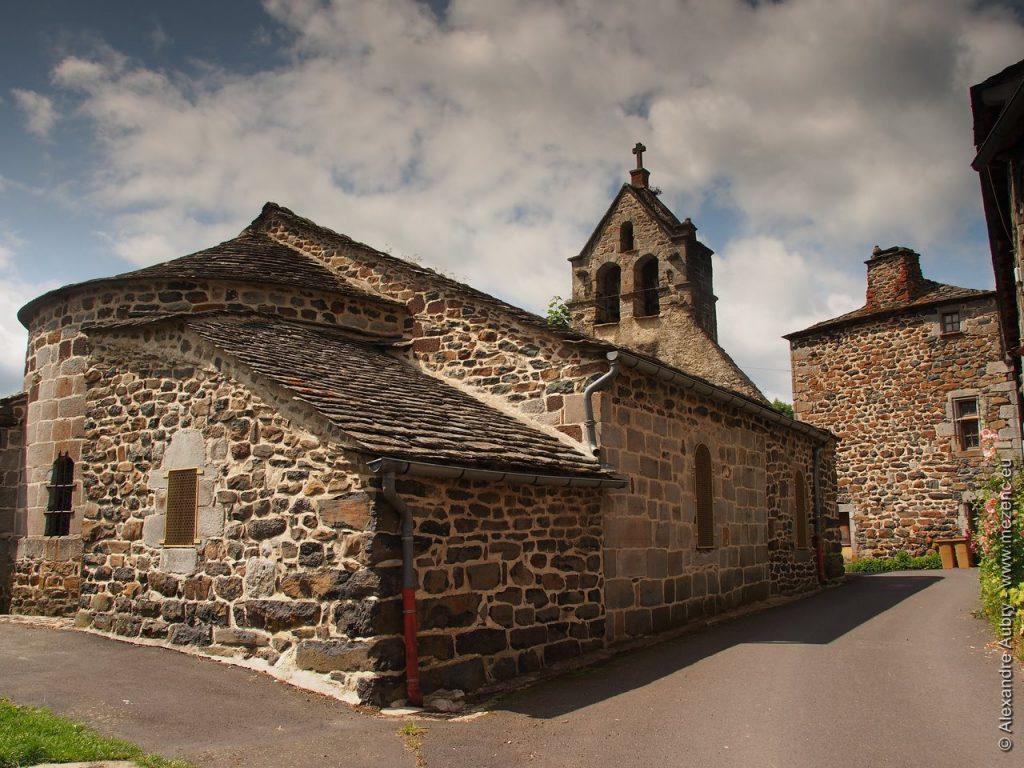 Eglise romane de Montusclat